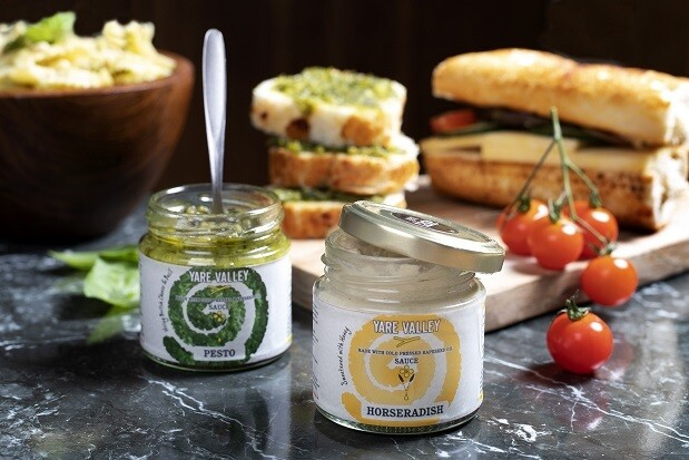 Yare Valley Oils - Horseradish Sauce