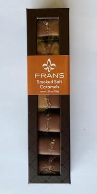 Fran's Chocolates - Smoked Salt Caramels