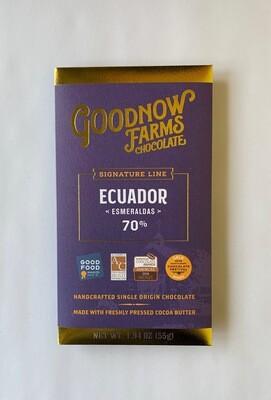 Guatemala Esmeraldas Dark Chocolate Bar