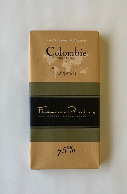 Colombie bar 75%