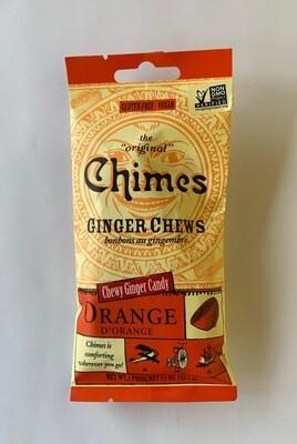 Orange Ginger Chews