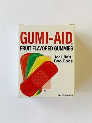 Gumi Aid - Fruit Flavored Gummies