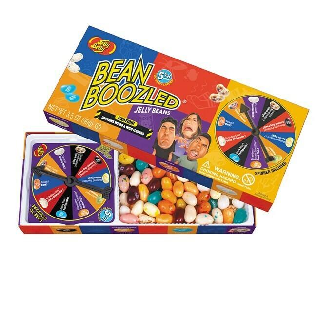 BeanBoozled Spinner Jelly Bean Gift Box