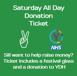 Saturday All Day Donation Ticket