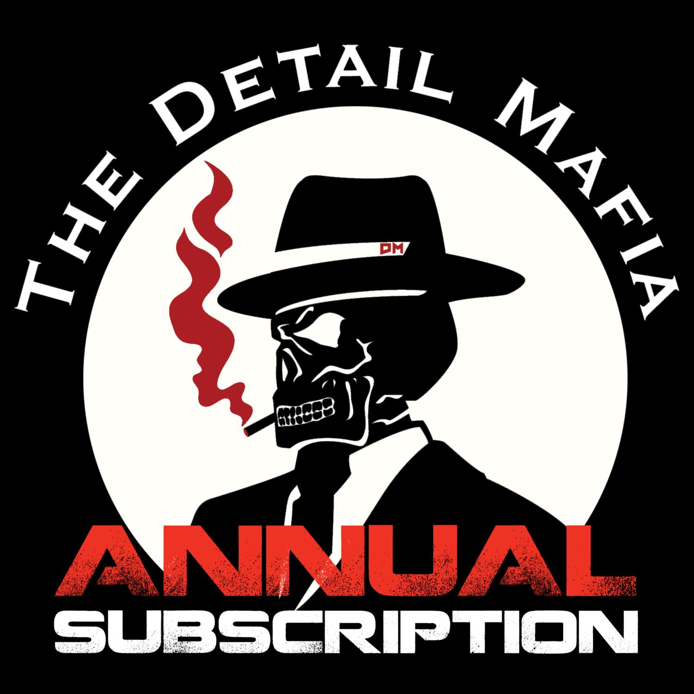 Detail Mafia Annual Subscription