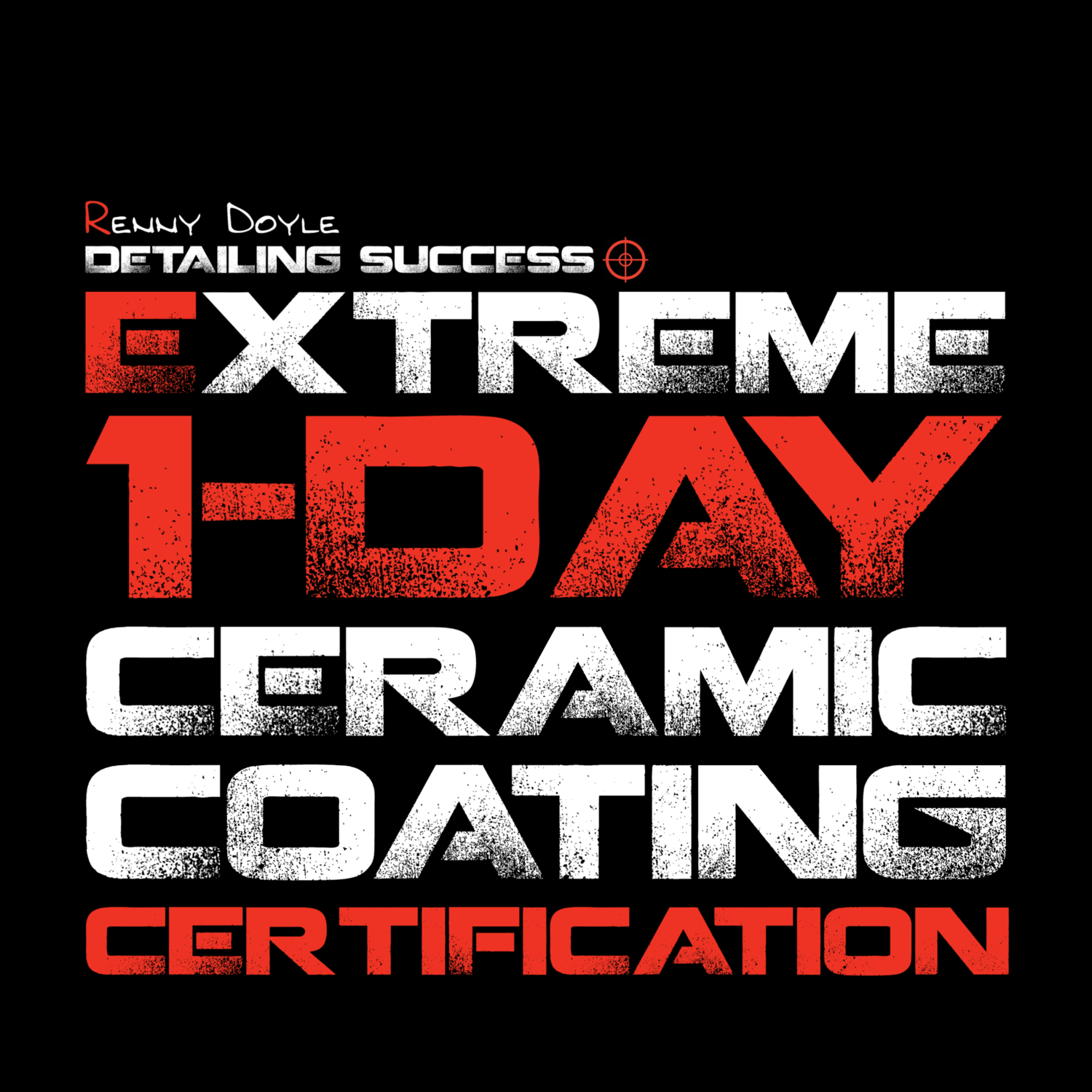 Extreme 1-Day Ceramic Coating Certification