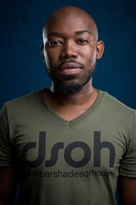 DSOH Logo V-Neck T-Shirt