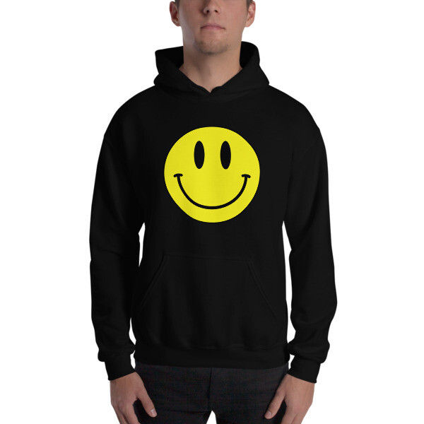 Acid House Smiley Hoodie