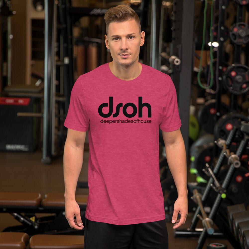NEW COLORS 2019 - DSOH Logo T-Shirt