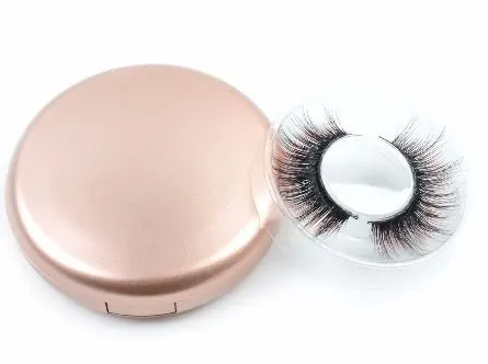 Magnetic Eye Lashes 3D Silk Reusable False Magnet Eyelashes