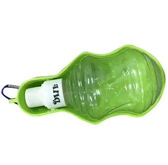 Travel convenient dog drinking bottle