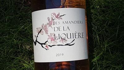 Les Amandiers Rosé de la Liquière 2019   6 bouteilles de 75 cl