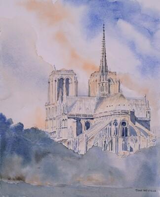 """""""Notre Dame, Paris"""""""