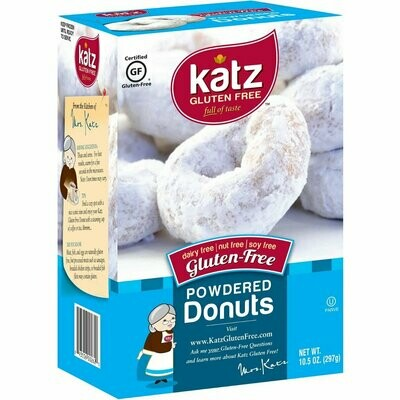 Case of 6 x 10.5 oz Packs of Powdered Donuts GF