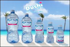 Water Dushi Awa Bottled 12 x 1 Ltr