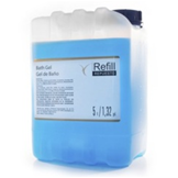 Box 2x5Ltr - Lavarino Bath Gel Blue Refill 5Ltr Box