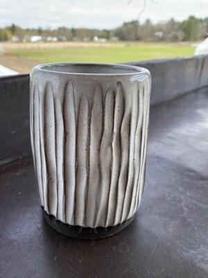 Sea Changes Ceramics | White vase/tumbler | item i138