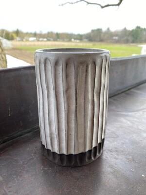Sea Changes Ceramics | White Vase/Tumbler| item i139