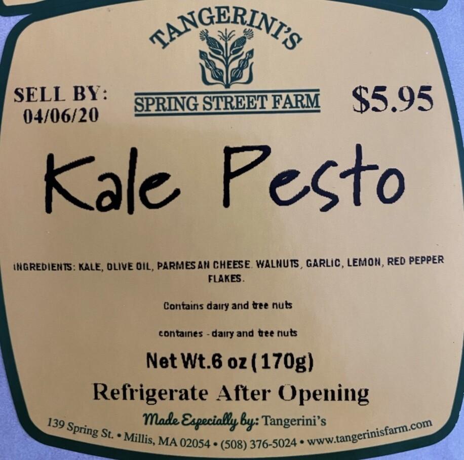 FP Kale Pesto