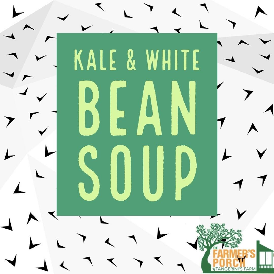 FP Kale & White Bean Soup