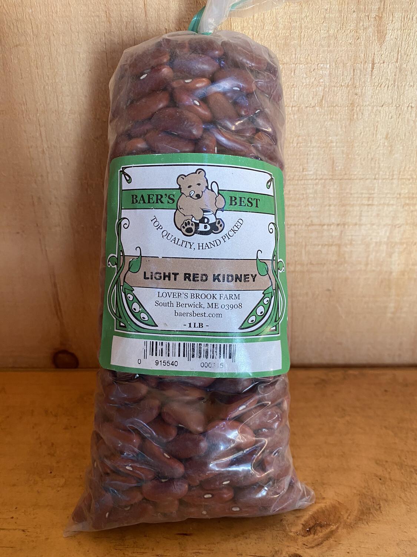 Light Red Kidney Beans | Baer's Best