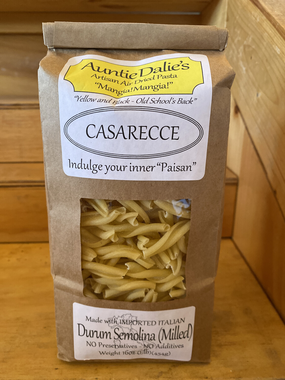 Casarecce | Auntie Dalie's