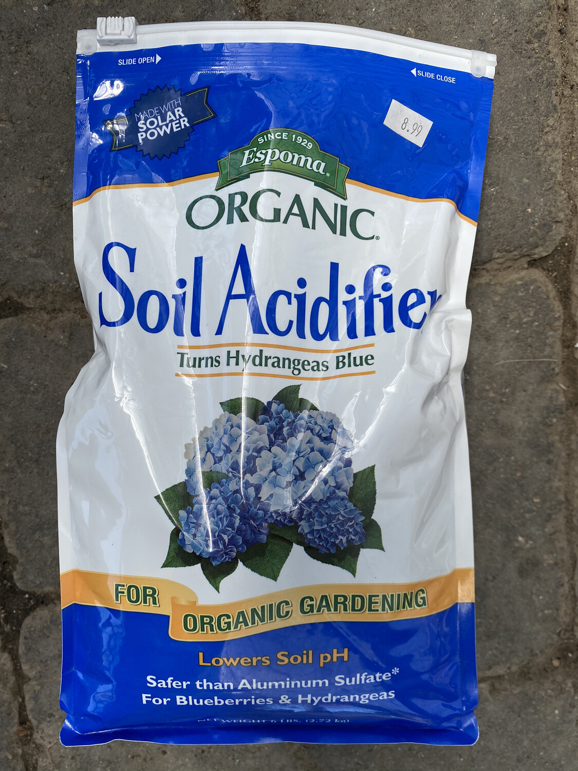 ESP Soil Acidifier | 6 lb