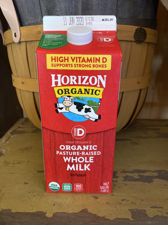 Whole Milk | Horizon Organic