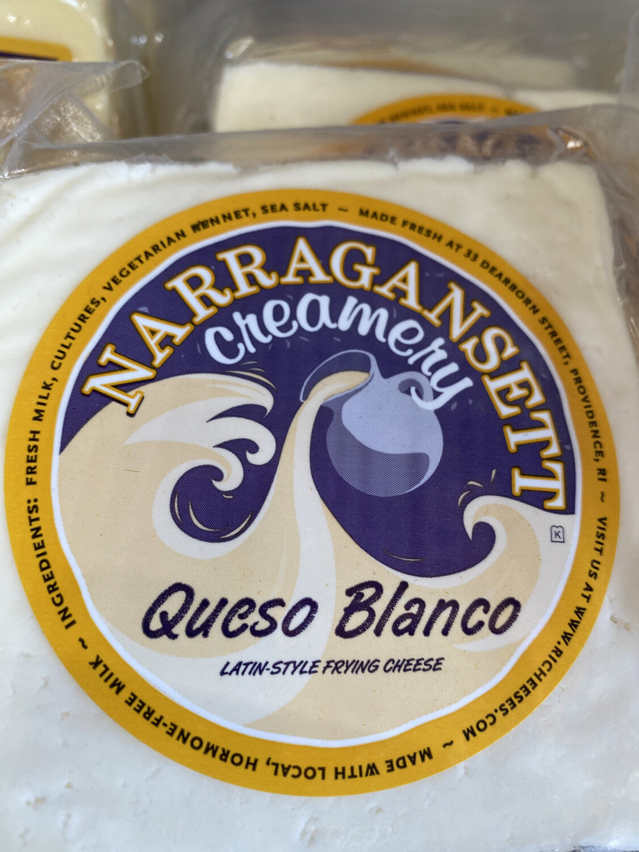 Narragansett Queso Blanco Cheese