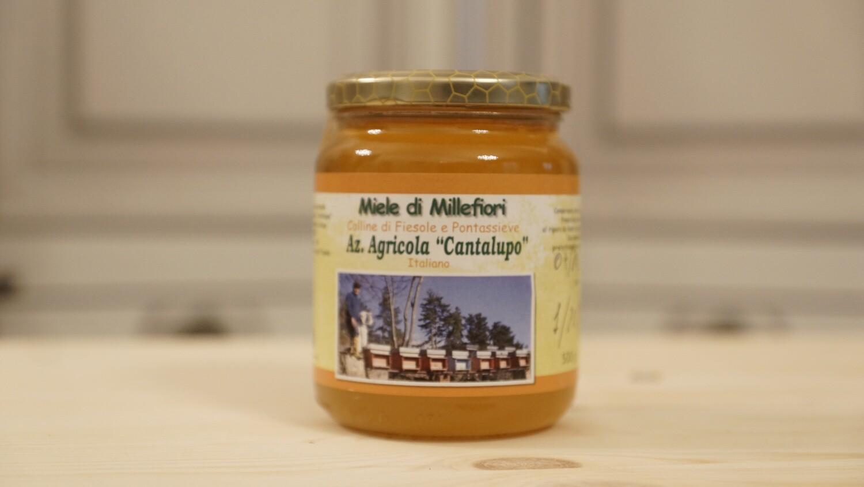 Chestnut honey 0.5 KG