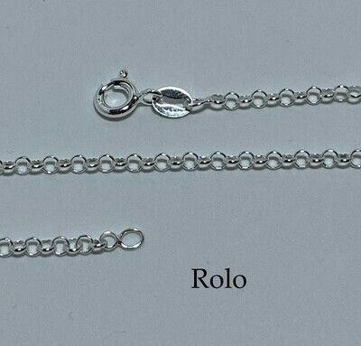 Rolo Chains  16