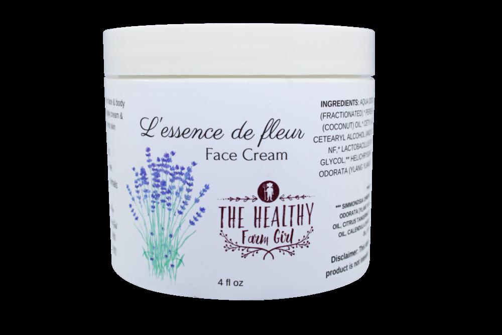 L'essence De Fleur Face Cream