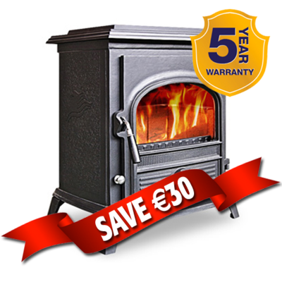 Horse Flame Pony Stove