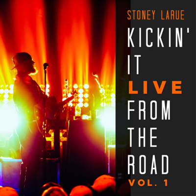 Kickin' It LIVE From The Road - Vol. 1
