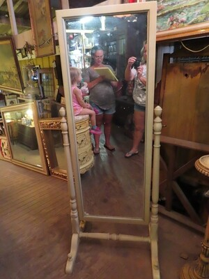 Vintage Cheval Mirror