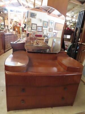 Art Deco Antique Dresser