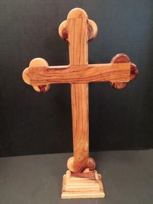 Wooden Cross From Jerusalem