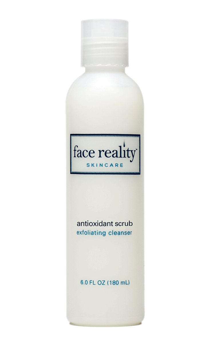 Face Reality Antioxidant Scrub