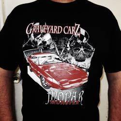 Graveyard Carz - Carz
