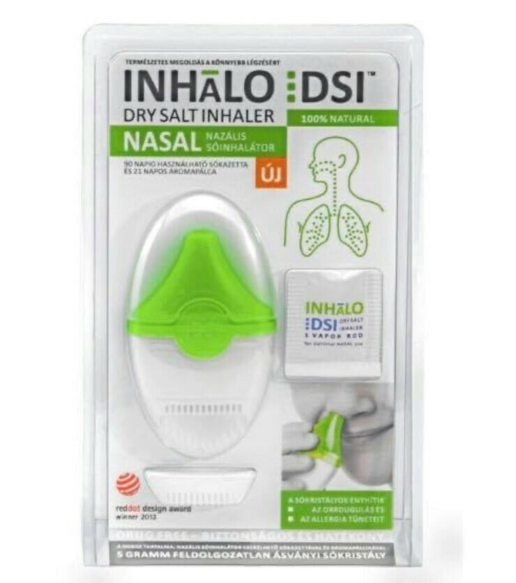 Inhalo DSI Nasal Inhaler