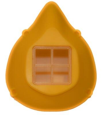 Montana Face Mask - Yellow