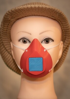 Adult Face Mask - Red