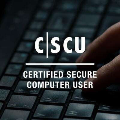 Certified Secure Computer User - CSCU