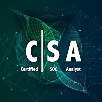 Certified SOC Analyst - CSA