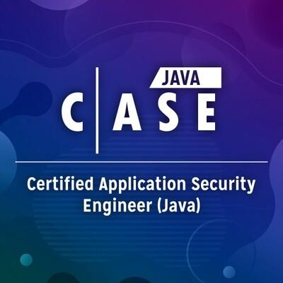 Certified Application Security Engineer - JAVA
