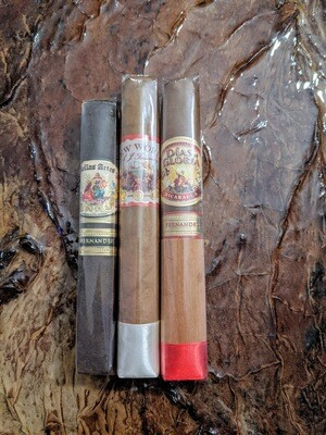 A.J. Fernandez Mixed 3 Pack
