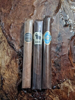 Crowned Heads Mixed Toro 3 Pack