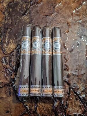 Perdomo Habano Bourbon Barrel-Aged Maduro Toro 4 Pack