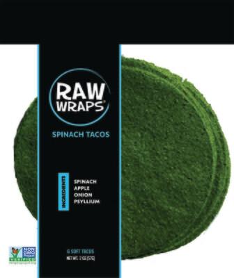 Soft Taco Spinach