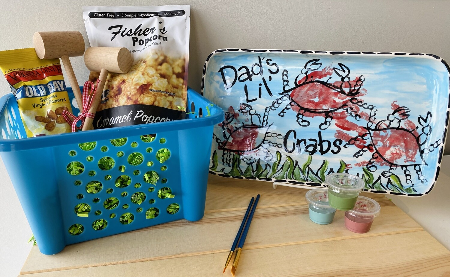 Dad's Lil Crabs Gift Set - Pick up at Pet Depot or Delivery